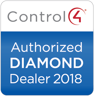 Control4 Authorized Diamond Dealer 2018