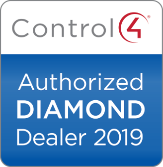 Control4 Authorized Diamond Dealer 2019